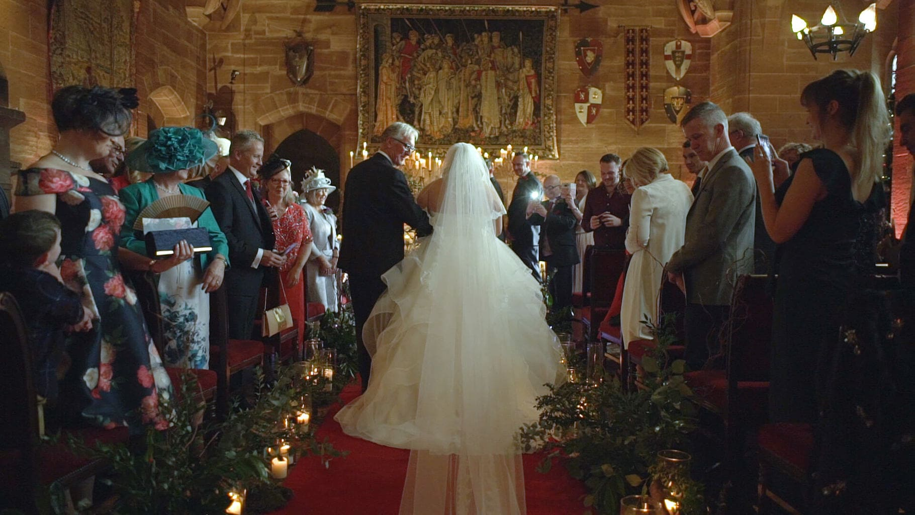 Wedding Videography in Cheshire - Harvey Films - Husband