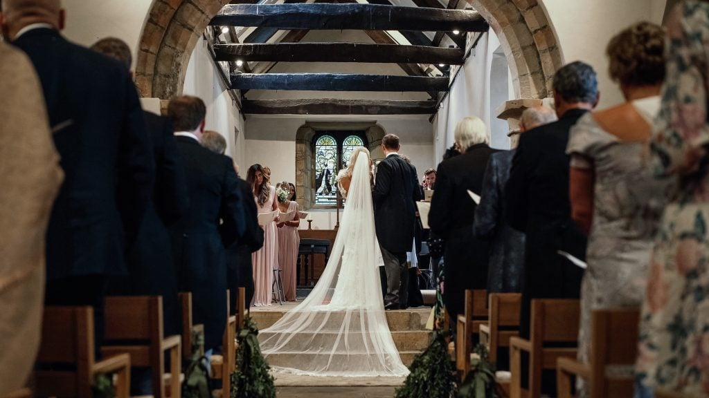 Northumberland wedding videography