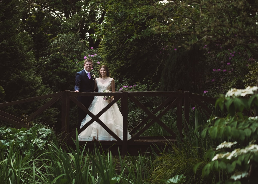 Nunsmere Hall Wedding Videography