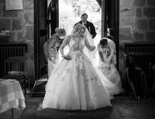 Nunsmere Hall – A rainy wedding day – Photography and Videography by Harvey Films
